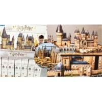 6底: Wizarding World 霍格華茲城堡3D拼圖