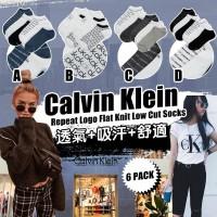 7中: Calvin Klein 運動襪 (6對裝)