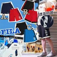 7中: FILA 2件裝中童運動短褲 (黑色+藍色)