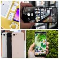 7中: Google Pixel 3 64GB 手提電話 (粉紅色)