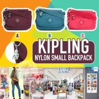 7底: KIPLING Nylon Small 純色小號斜咩袋
