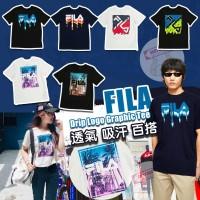 8中: FILA LOGO 2件裝中童短袖上衣 (顏色隨機)