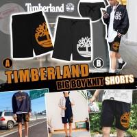 8中: Timberland Knit 中童短褲 (深灰色白LOGO)