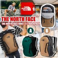 9底: The North Face Vault 27L 大背包