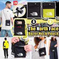 9中: The North Face Bozer 掛頸斜挎小袋