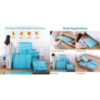 9中: TAILI 立體真空壓縮收納袋 (15個裝)