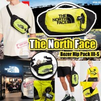 9中: The North Face Boxer 拼色腰包 (螢光配黑色)