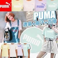 9底: PUMA 夏日粉色系列上衣 (顏色隨機)