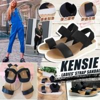 9底: Kensie Strap 女裝涼鞋