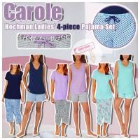 9底: Carole Hochman 4件裝家居衣 (顏色隨機)