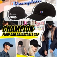 10中: Champion Flow Dad 黑色可調節帽