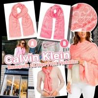 10中: Calvin Klein Pashmina 特大羊絨圍巾
