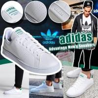 10中: Adidas NEO Advantage 男裝運動鞋 (白色)