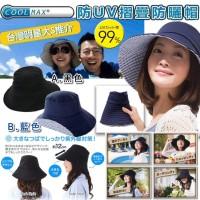 9中: 日本防UV摺疊防曬帽
