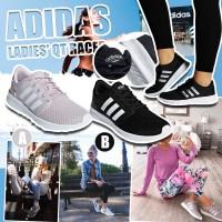 10月初: Adidas QT RACER 女裝運動鞋 (黑色)