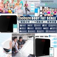 10中: Yoobure Body Fat Scale 電子體脂磅