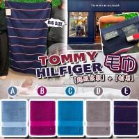 10中: Tommy Hilfiger 30X54IN 大毛巾