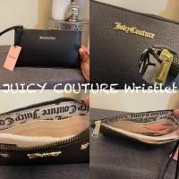 10中: Juicy Couture Wristlet 腕帶手拿包 (黑色)