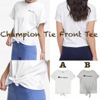 10中: Champion Tie 繫帶中童短袖上衣 (灰色)