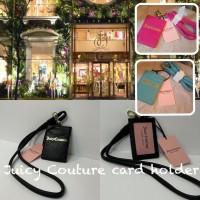 10中: Juicy Couture 掛頸卡套