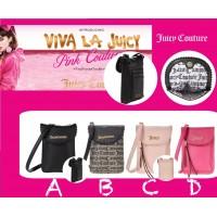 10中: Juicy Couture 迷你有蓋斜挎包