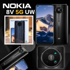10中: Nokia HMD Global 8V 5G UW 手提電話