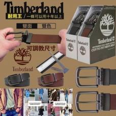 11底: Timberland 雙面皮帶 (32-42腰圍)