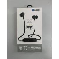 9中: GENTEK T7m 藍芽耳機 (黑色)