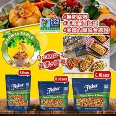 12月初: Fisher Walnut 合桃粒粒