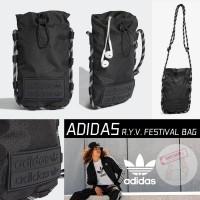 12月初: Adidas R.Y.V Festival 斜咩包 (黑色)