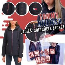 12月初: Tommy Hilfiger Softshell 女裝夾棉外套