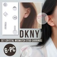 12月初: DKNY Mismatch Stud 3對耳套套裝