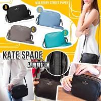11底: Kate Spade Mulberry 雙拉鏈相機包