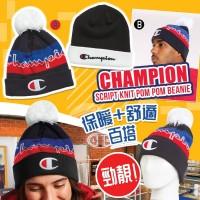 12月初: Champion Script Knit 冷帽