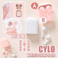 12月初: CYLO Soundpod 2.0 藍牙耳機