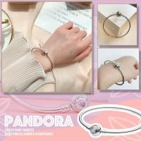 12月初: Pandora Jasmine 圓波波手鐲